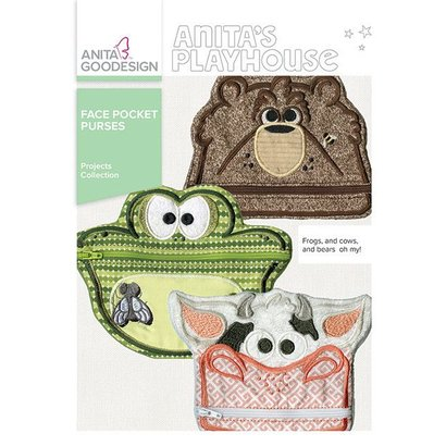 Anita Goodesign Mini Collections: Pocket Purses