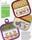 Anita Goodesign Mini Collections: Pot Holders