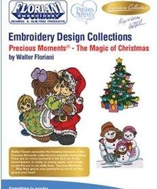 Floriani Floriani's Precious Moments-The Magic of Christmas