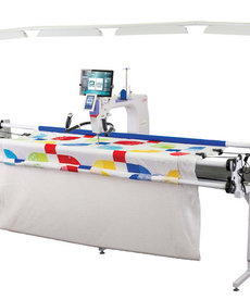 Grace Qnique 21PRO Longarm Quilting Machine +8 to 10ft Continuum Frame +QCT5 Beginnings Software and Robotics