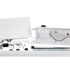 """Grace CON-GLI Moving Gliding Rail Kit for 8, 10 or 12' New Continuum I (Not II) Quilting Frames with Qnique 15 19 21"""" Machines, Includes Idler Rail"""