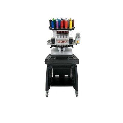 Melco Melco Amaya Bravo 16-Needle Commercial Embroidery Machine
