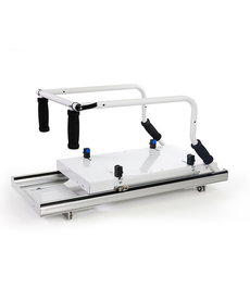Grace 0111781 G Series Top Plate Carriage Only, Front/Back Handles for Home Sewing Machines on Current, GMQ Pro, Gracie II, Next Gen, Pinnacle Frames