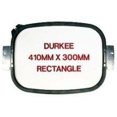Durkee Durkee 16 X 12 (410mm x 300mm) Rectangular Hoop, 500MM Needle Spacing, Meistergram Compatible
