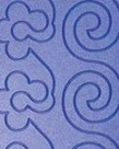 Grace Grace Pattern Perfect Grooved Templates, Popcorn-Swirl Design, 2 Plates for Grace Machine Quilting Frames- Specify Current Model*