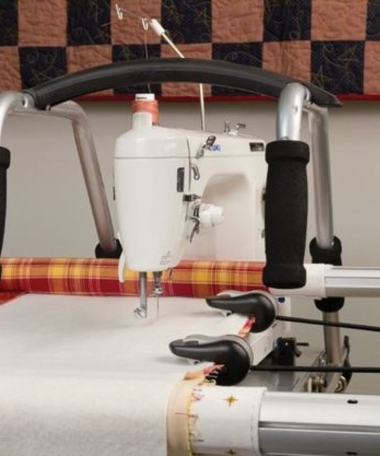 Grace Grace GC-026 Set of 4 New Style Bungee Clamps Clips, Stabilize Quilt Frame Fabric Sandwich Edges