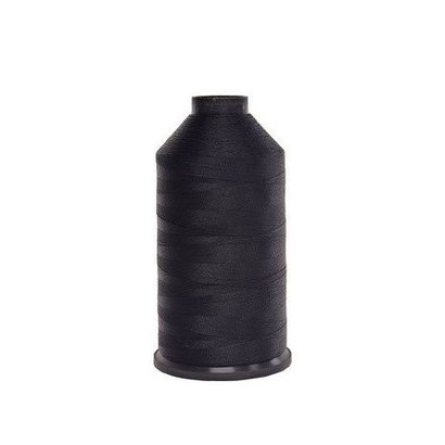 Fil-Tec Bonded Nylon 69 weight 1Lb cone Color - Black