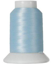 Checker Woolly Nylon Thread 1000m 126 Light Blue
