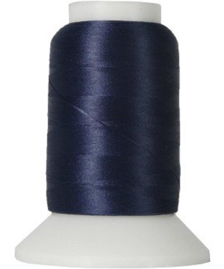 Checker Woolly Nylon Thread 1000m 139 Navy