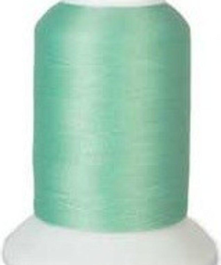 Checker Woolly Nylon Thread 1000m 156 Celery Green
