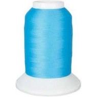Checker Woolly Nylon Thread 1000m 127 Medium Blue