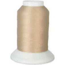 Checker Woolly Nylon Thread 1000m 175 Ecru