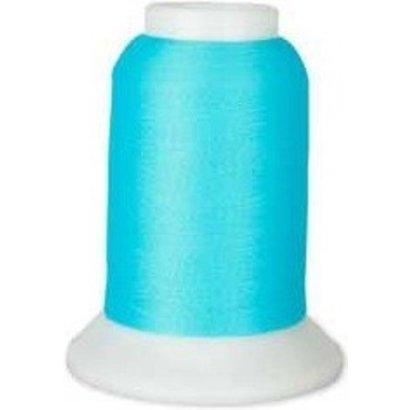 Checker Woolly Nylon Thread 1000m 182 Radiant Turquoise