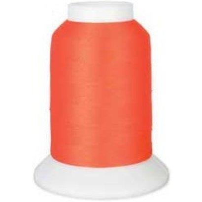 Checker Woolly Nylon Thread 1000m 197 Pumpkin