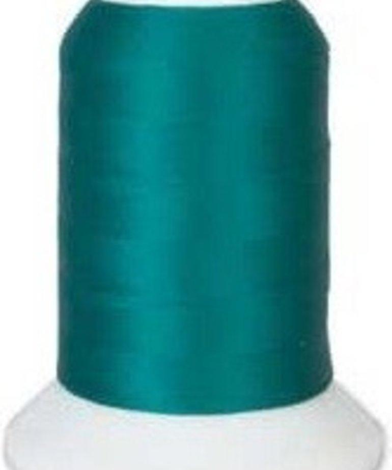 Checker Woolly Nylon Thread 1000m 232 Dark Teal