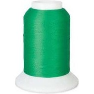 Checker Woolly Nylon Thread 1000m 245 Christmas Green