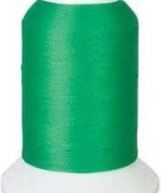 Checker Woolly Nylon Thread 1000m 245 Christmas Green