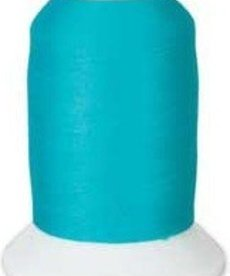 Checker Woolly Nylon Thread 1000m 246 Teal