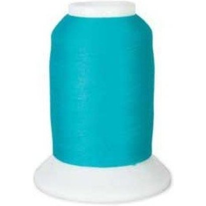 Checker Woolly Nylon Thread 1000m 246 Teal