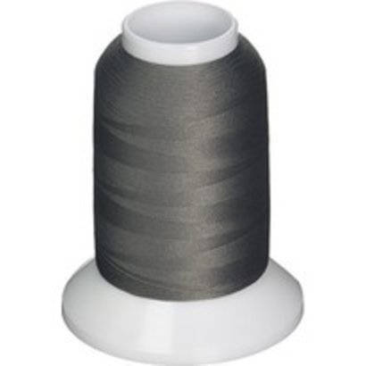 Checker Woolly Nylon Thread 1000m 266 Light Grey