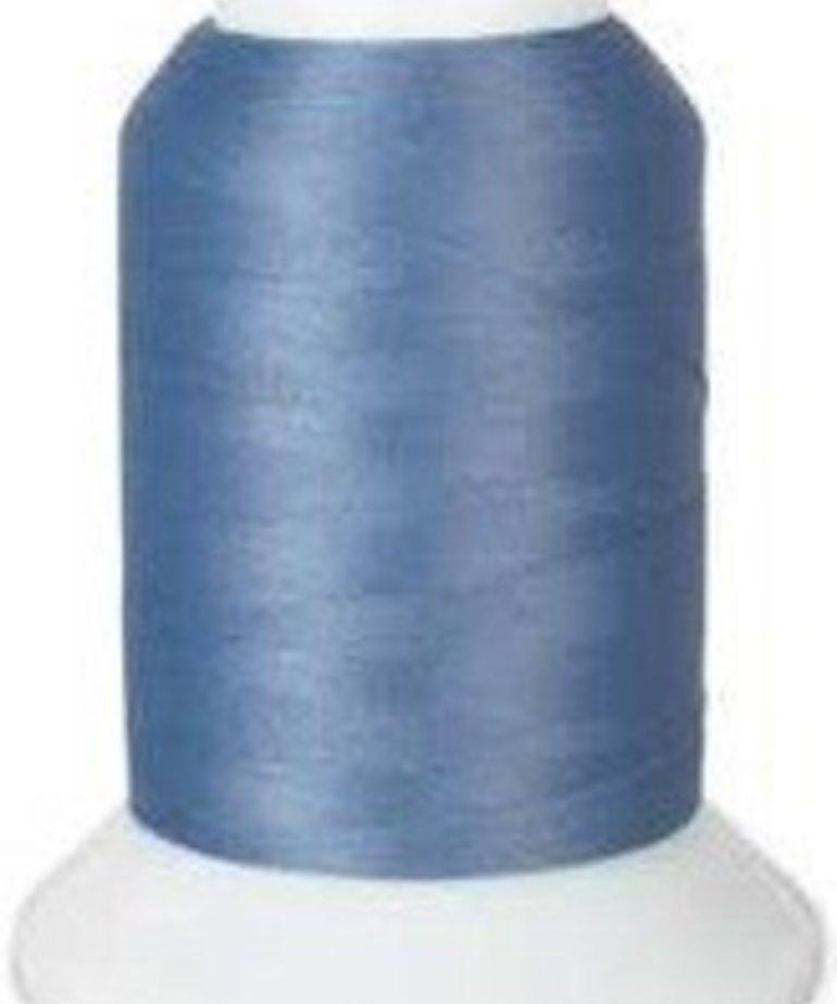 Checker Woolly Nylon Thread 1000m 267 Slate Grey