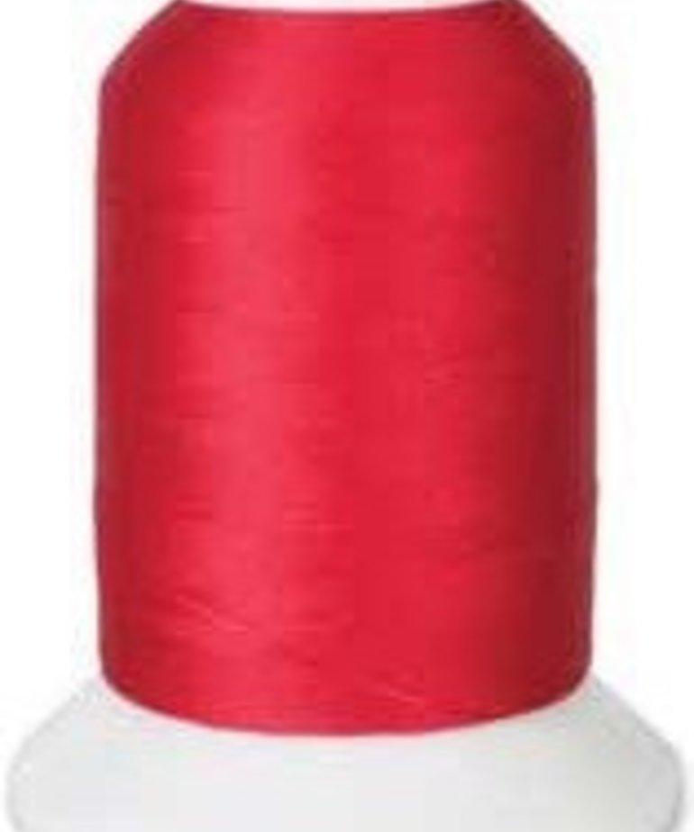 Checker Woolly Nylon Thread 1000m 282 Berry Red