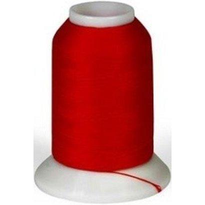 Checker Woolly Nylon Thread 1000m 283 Christmas Red