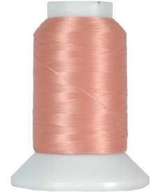 Checker Woolly Nylon Thread 1000m 003 Pale Pink