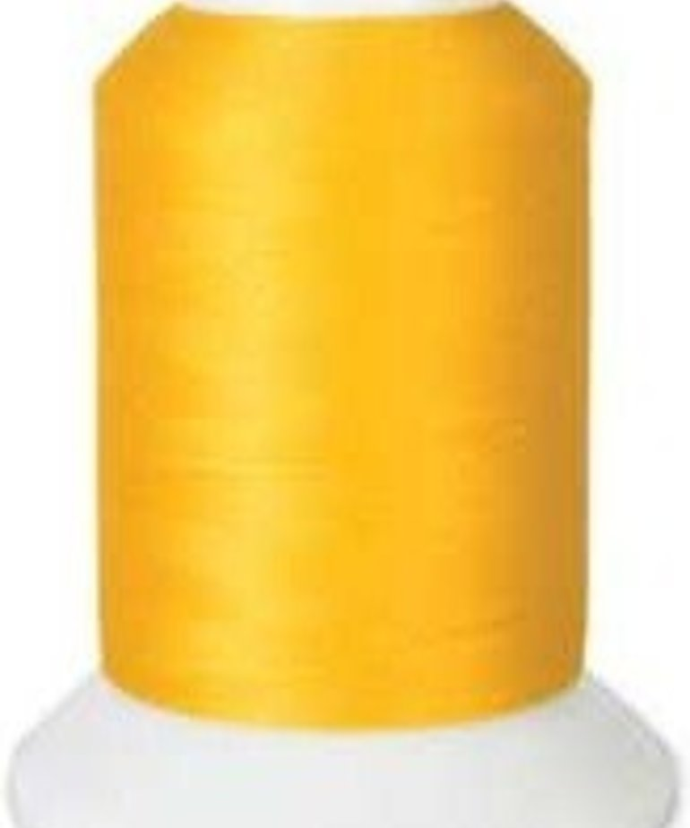 Checker Woolly Nylon Thread 1000m 320 Light Gold