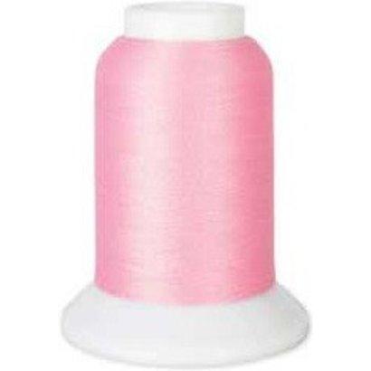Checker Woolly Nylon Thread 1000m 506 Strawberry Pink