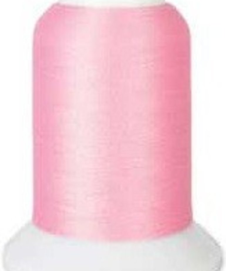 Checker Woolly Nylon Thread 1000m 506 Strawberry Pink