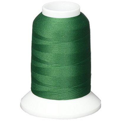 Checker Woolly Nylon Thread 1000m 508 Forest