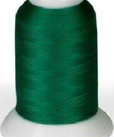 Checker Woolly Nylon Thread 1000m 527 Kelly Green