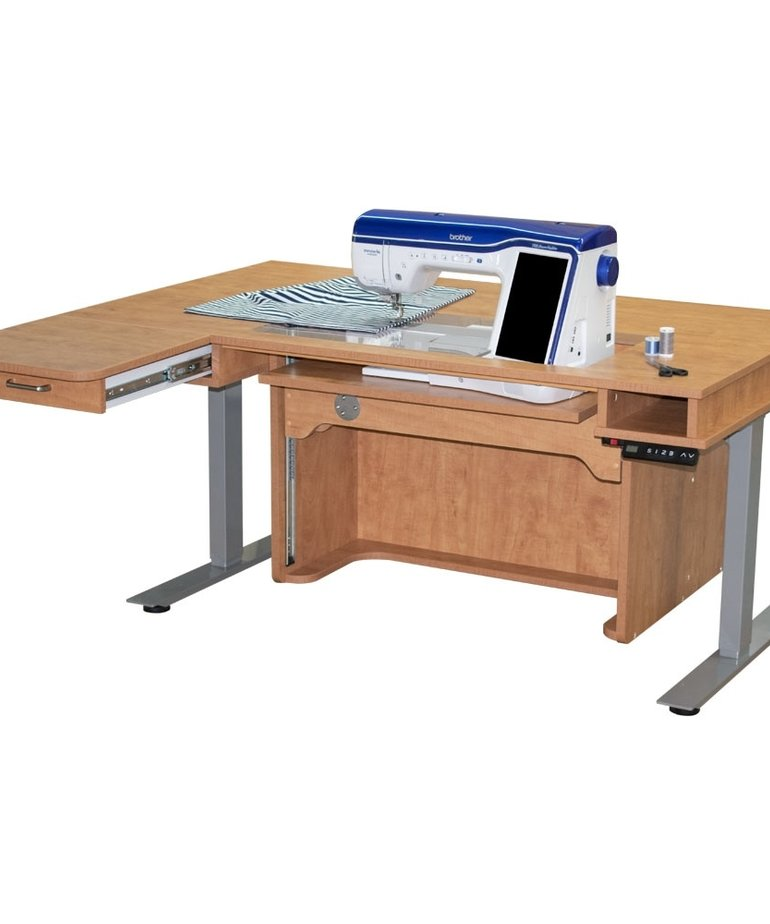 Horn of America Model 9000 New Heights Adjustable Sewing Table