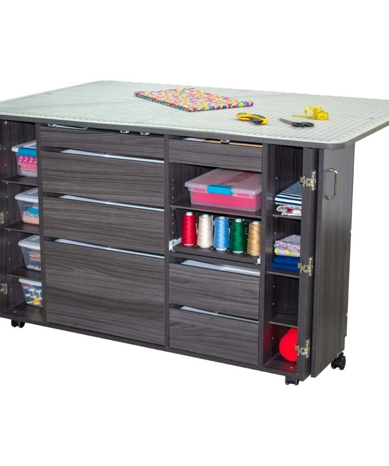 Horn of America Model 7600 Ultimate Sewing and Crafting Storage Center