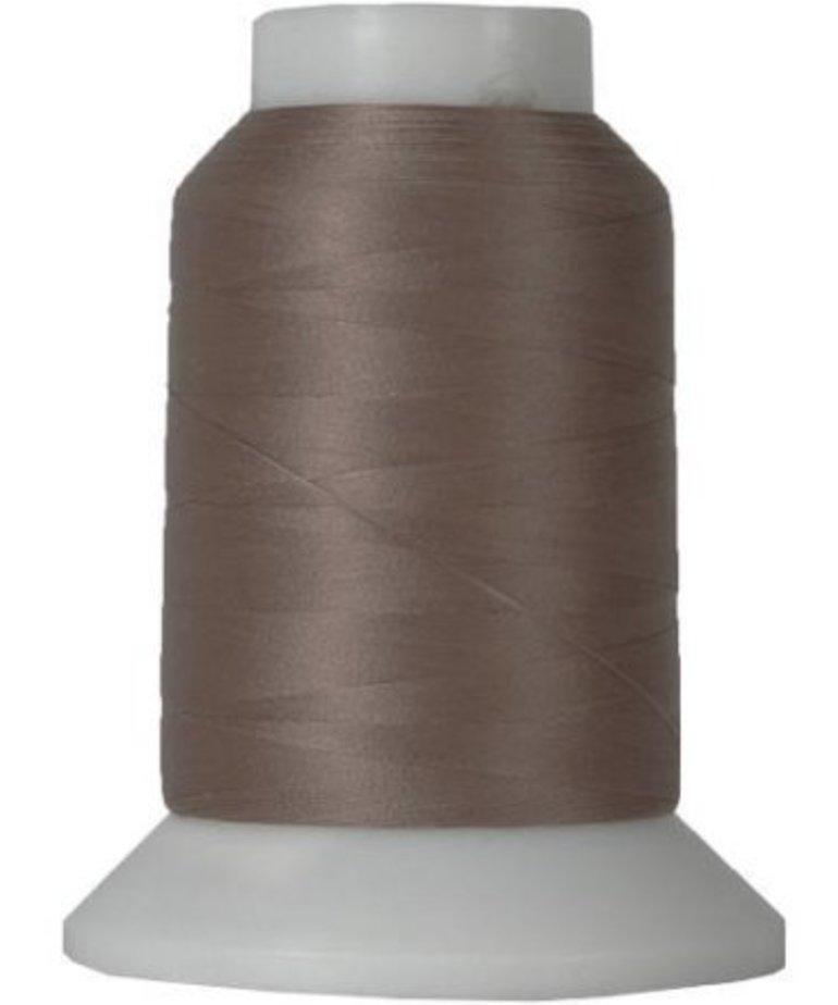 Checker Woolly Nylon Thread 1000m 065 Beige/Taupe
