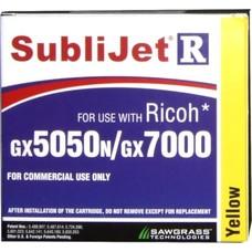 Sawgrass Inks Ricoh GX 7000 / 5050 Yellow Cartridge