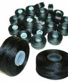 Fil-Tec 69L Nylon-T BLACK TEx 70 Bobbin 22 yards