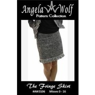Angela Wolf The Fringe Skirt Pattern (0-16)