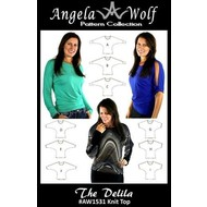Angela Wolf The Delila Top- Plus XXL- 5X