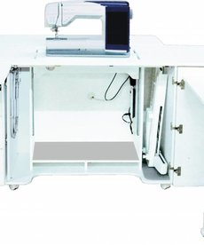 Model 6479 Combo- Sewing/ Embroidery/ Serger Cabinet