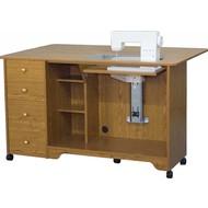 Model 5680EL Elevated Electric Lift Cabinet