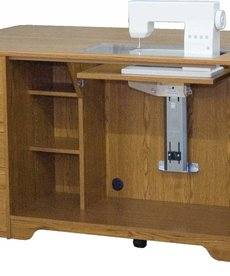 Model 5680AL Elevated Air Lift Cabinet