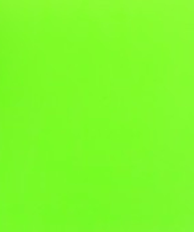 Chemica Firstmark Fluo Green 131 -1 yds (300°F 10-15 seconds)