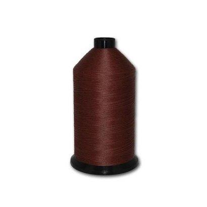 Fil-Tec Bonded Nylon 138 weight 1Lb cone Color - Dark Mahoghany
