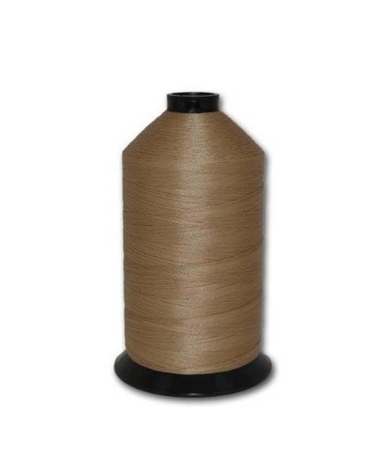 Fil-Tec Bonded Nylon 138 weight 1Lb cone Color - Dark Tan