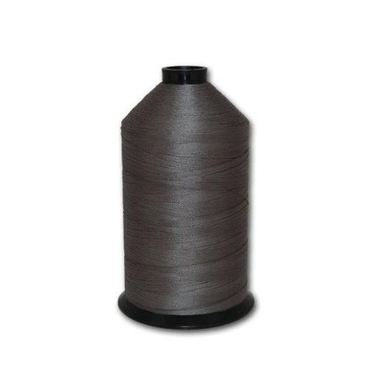 Fil-Tec Bonded Nylon 138 weight 1Lb cone Color - Midnight Grey