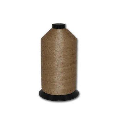 Fil-Tec Bonded Nylon 69 weight 1Lb cone Color - Dark Tan