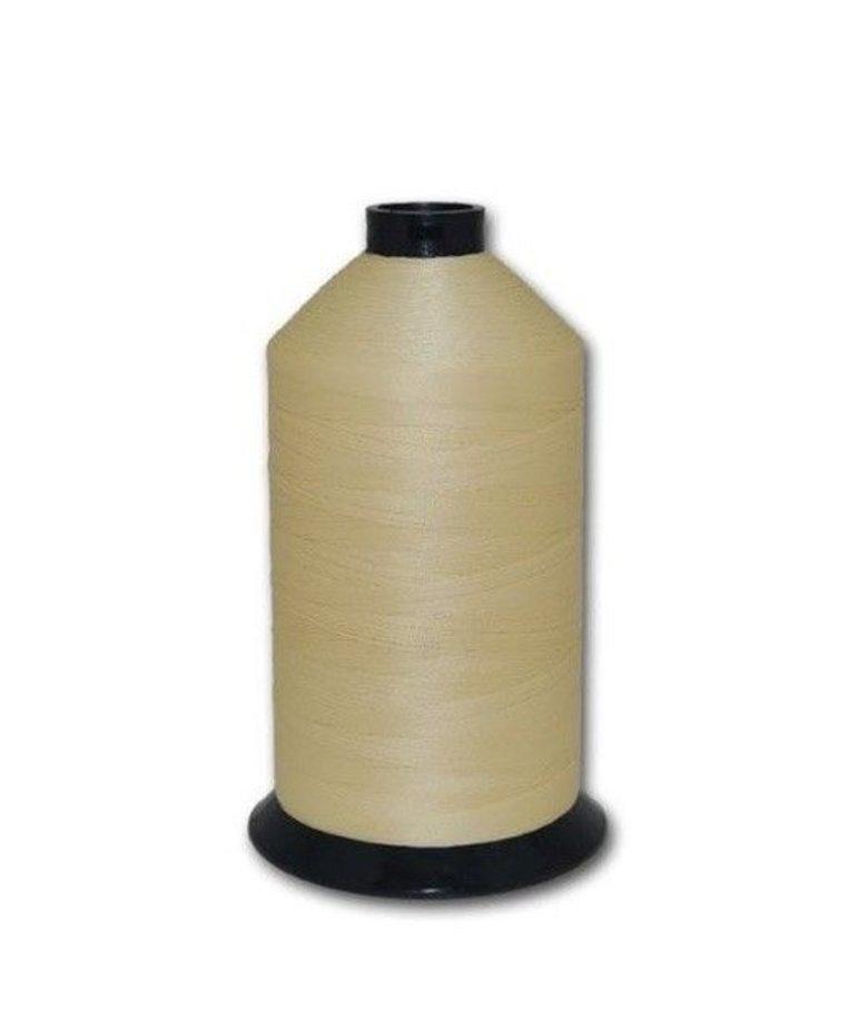Fil-Tec Bonded Nylon 69 weight 1Lb cone Color - Eggshell