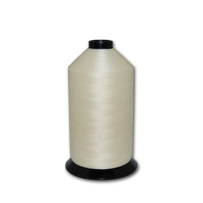 Fil-Tec Bonded Nylon 69 weight 1Lb cone Color - Ivory